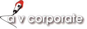 AV Corporate Audio Visual Services - Coffs Coast -Logo