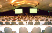 Ready for work - EVA Conference - Novotel Twin Waters Qld.
