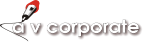 AV Corporate Audio Visual Services - Coffs Coast - Logo