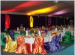 """Beach and Bling"" 2 - EVA Conference Dinner theme - Novotel Twin Waters Qld."